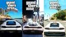GTA V NaturalVision vs GTA IV CryENB vs GTA SA DirectX 2.0 2018 Ultimate Graphics Comparison! 4K