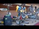 Kolja Kugler e la One love machine band - Maker Faire Roma 2014