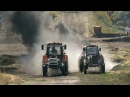👍 Бизон Трек Шоу 2017, Гонки на тракторах.👍👍👍