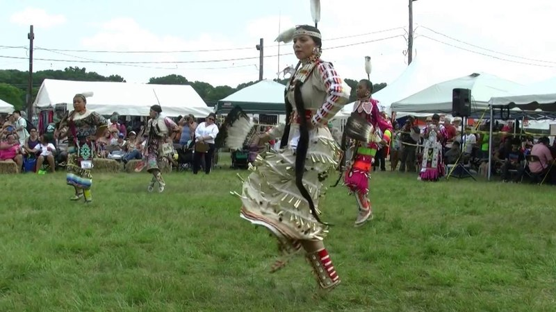 Women's Jingle Silver Cloud Singers Raritan Powwow Redhawk Native Arts