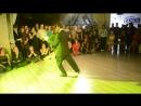 Gustavo Rosas Gisela Natoli Russian Tango Congress 2018 2 3 Milonga del recuerdo