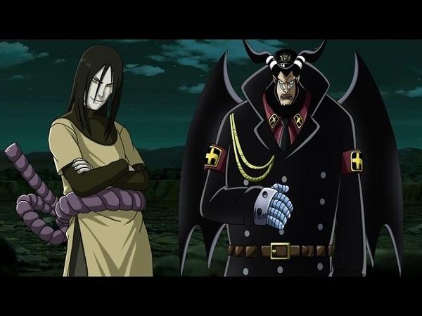 Magellan ( One Piece ) vs Orochimaru ( Naruto )