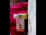 Сироп с минтоловым маслом Аль рахик в купе с капсулами от Арабиан сикретс ,для лечения аллергии кашля и астмы