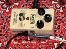 MXR Classic Overdrive GC exclusive guitar effects pedal demo with Semi-Hollowbody Gibson