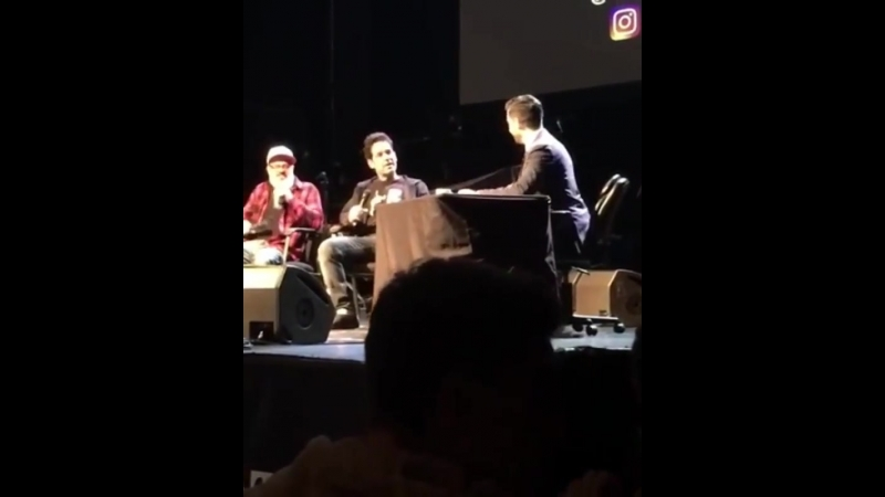 "Video from Paul's appearance at ""Running Late With Scott Rogowsky"""