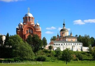 Летопись Хотьковского Покровского монастыря приводит свидетельства о том, как молитвенное обращение к преподобному...