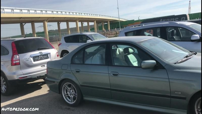 BMW 535 ГАЗ-БЕНЗИН