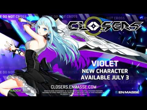 Meet the Closers: Violet (Action Trailer)