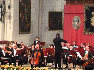 А. Дворжак концерт си минор для виолончели с оркестром