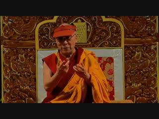 9 июля 2011. Далай-лама. Учения перед посвящением Калачакры в Вашингтоне. День 1