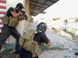 Редкие кадры: на 2.20 минуте смертник атакует Хаммер ВС Ирака