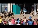 В Энергодаре спецназ ВСУ имитировал перерезанное горла на детском празднике