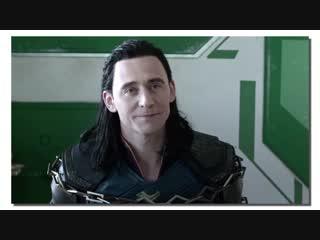 Loki Odinson vine