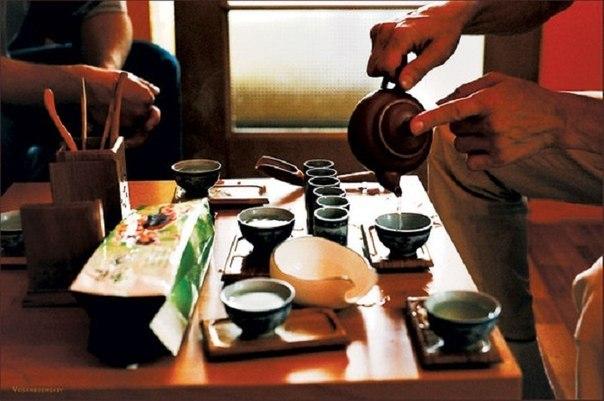Традиции Китая: чайная церемония.