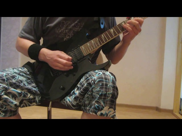 Metallica Fade to Black cover кавер