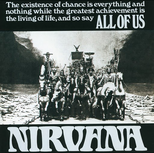 Nirvana альбом All Of Us (Remastered)