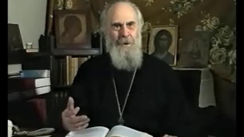 Антоий Сурожский о священниках и епископах