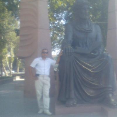 Мурад Дарвешов, 25 августа 1968, Белово, id209158898