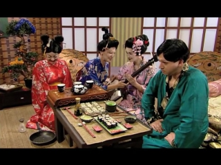 Большая разница: «Ирония судьбы, или С легким паром!» по-японски