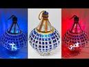 DIY - Lantern/Tealight Holder from plastic bottle | DIY Christmas Decorations Idea