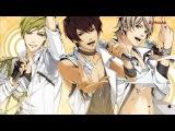 3 Majesty - YOU+I=♥ - Tsukasa Kirishima (Daisuke Namikawa), Shinnosuke Otowa (Daisuke Kishio), Kaito Tsuji (Tetsuya Kakihara)