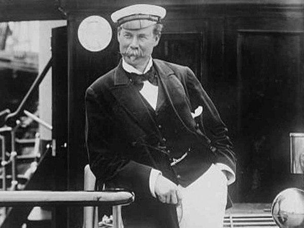 Сэр Томас Липтон - изобретатель чайных пакетиков Lipton.