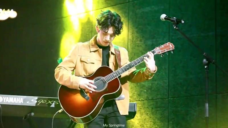 [THE ROSE_더 로즈] 170908 Live Club Day Break Even 도준(focus)