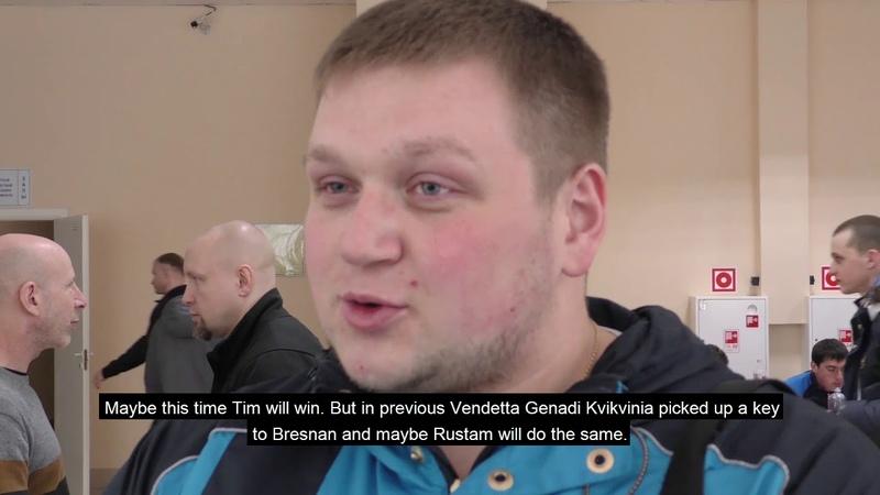 Armfight 50 D Silaev about Bresnan vs Babayev