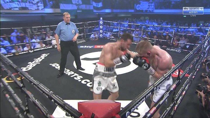 Ted Cheeseman vs Paul Upton (06-06-2018)