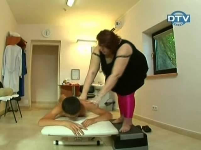 Пяточный массаж! (ДТВ)