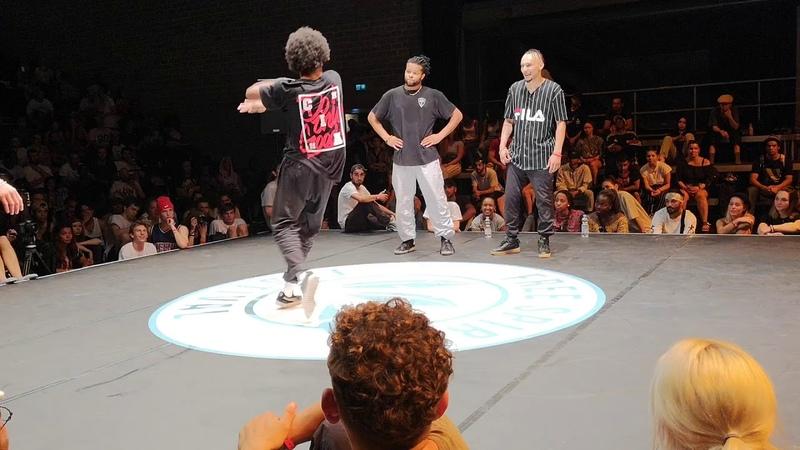 Freespirit Festival hip hop ukay Merikel