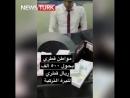 Гражданин Катара в знак поддержки Турции.mp4