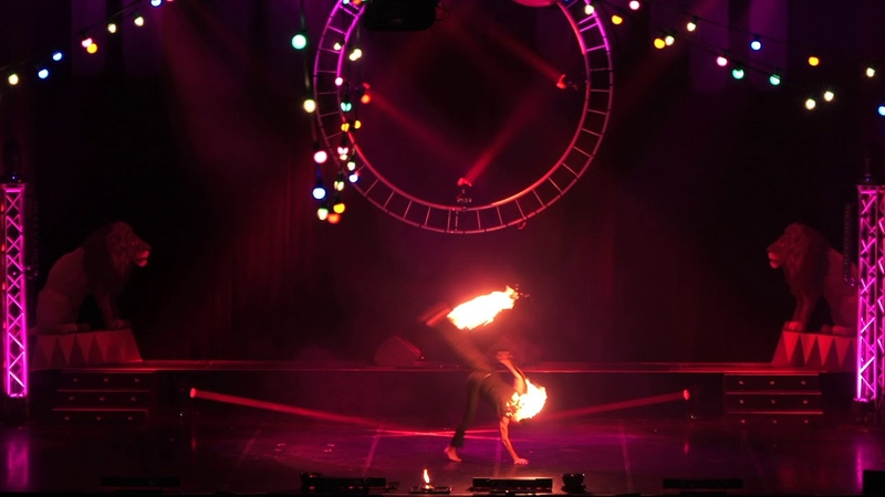 Fire Dance Duo 2018