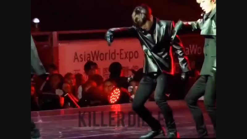 [VK][190119] MONSTA X fancam - Heartbeat (Kihyun focus) @ Music Bank in Hong Kong
