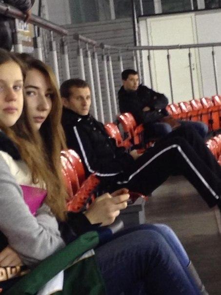 Алиев на хоккее - изображение 1