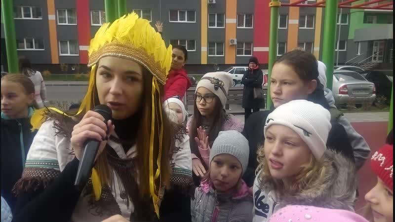 Семейный праздник 21.10.2018 года от Детского центра Продленка