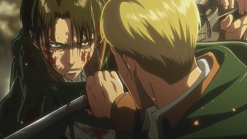 •Simple AMV• Shingeki no Kyojin Season 3 - Buried Alive