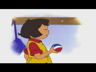 Caillou en FRANÇAIS_ Une Journée À L'École _ conte pour enfant _ Caillou en Français