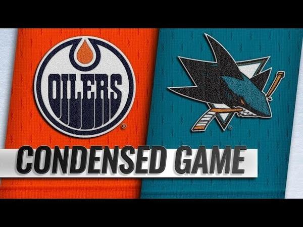 Edmonton Oilers vs San Jose Sharks | Nov.20, 2018 | Game Highlights | NHL 2018/19 | Обзор матча