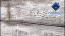 Белое дерево из плиточного клея Валик Cappella Древесная доска Roller Wood Loft Vintage