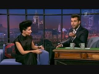 Вечерний Ургант (Первый канал, 05.06.2012) выпуск 27 Ёлка и Оскар Кучера
