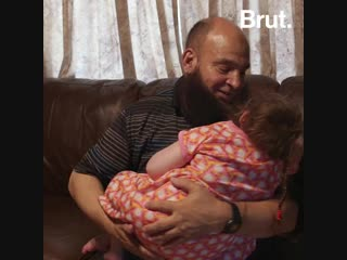 This foster dad provides a loving home to children who need it the most