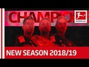 Lewandowski, Reus Co. - The Bundesliga is Back Season Trailer