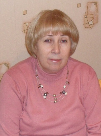 Вера Ульянова, 23 июня 1956, Усинск, id156985166
