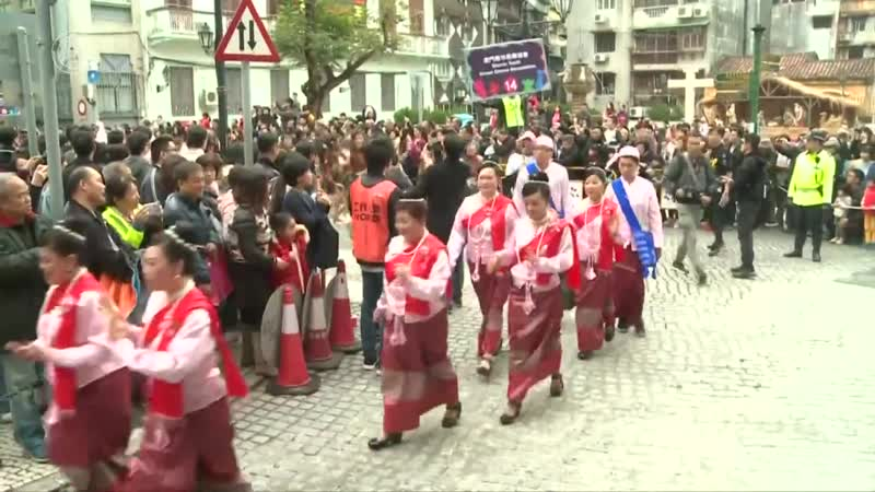 Праздник без границ: Макао отмечает годовщину воссоединения с Китаем