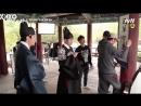 [РУСС. САБ] 180911 За кадром съемок дорамы Мой принц на 100 дней До Кёнсу (1)