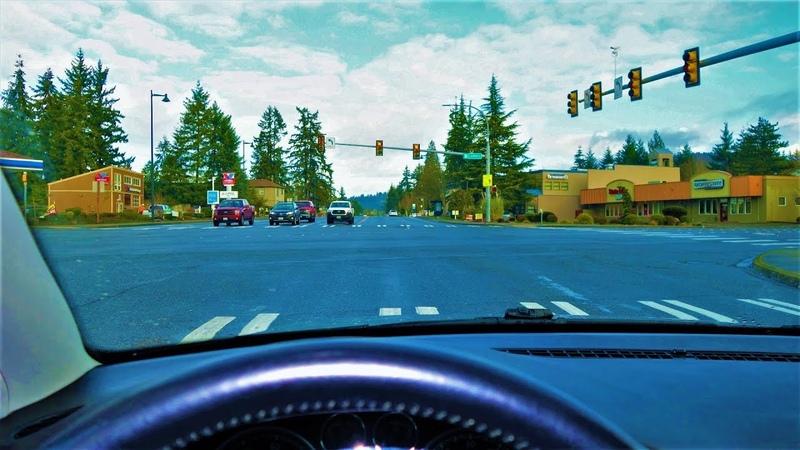 ЗА РУЛЕМ В США HD Как Мы Получали Драйвер Лайсенс права в Америке Качество дорог США