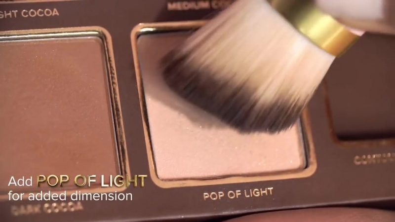 Contouring and Highlighting with Too Faced Cocoa Contour Kit