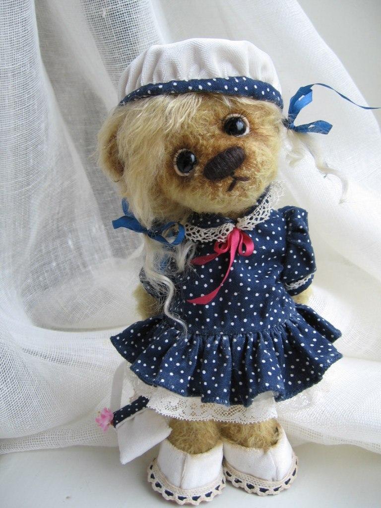мастер-класс по моделированию выкроек одежды для мишек Тедди
