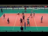 Динамо (Москва) - Белогорье (Белгород) / Полуфинал / 08.09.2018 / 720p